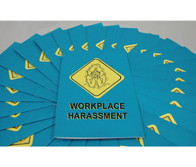 Workplace Harassment  Employee Booklet (Pack of 15)