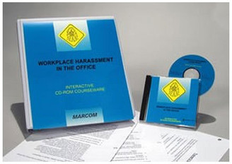 Workplace Harassment in Industrial Facilities CD-ROM Course