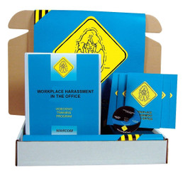 Workplace Harassment in the Office Safety Meeting Kit