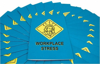 Workplace Stress Employee Booklet (Pack of 15)