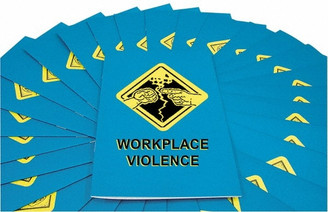 Workplace Violence Employee Booklet (Pack of 15)