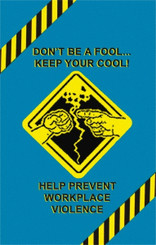 Workplace Violence Poster