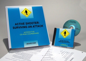 Active Shooter: Surviving an Attack CD-ROM Course