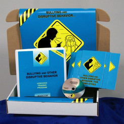 Bullying and Other Disruptive Behavior: for Employees Safety Meeting Kit