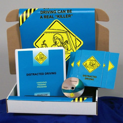 Distracted Driving Safety Meeting Kit