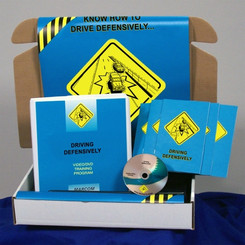 Driving Defensively Safety Meeting Kit