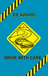 Driving Safety Poster