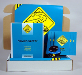 Driving Safety Safety Meeting Kit