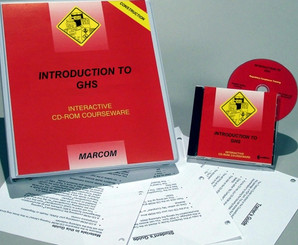 Introduction to GHS (The Globally Harmonized System) for Construction Workers CD-ROM Course