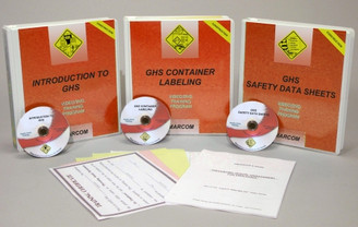 The Globally Harmonized System (GHS) in Construction Environments  Three Part DVD Package