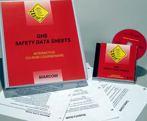 GHS Safety Data Sheets CD-ROM Course