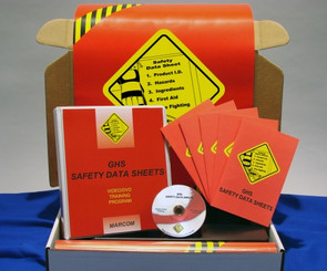 GHS Safety Data Sheets Regulatory Compliance Kit