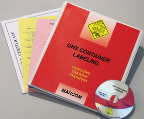GHS Container Labeling DVD Program