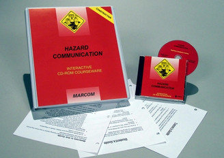Hazard Communication in Construction Environments CD-ROM Course