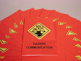 Hazard Communication Employee Booklet (Pack of 15)