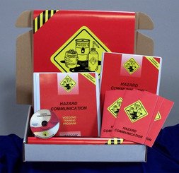 Hazard Communication in Cleaning & Maintenance Operations Regulatory Compliance Kit