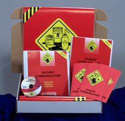Hazard Communication in the Hospitality Industry Regulatory Compliance Kit
