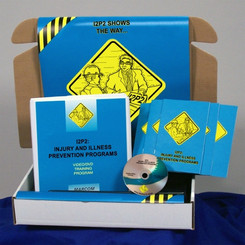 I2P2: Injury and Illness Prevention Programs Safety Meeting Kit