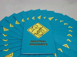 Industrial Ergonomics Employee Booklet (Pack of 15)
