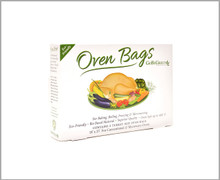Eco Oven Bag - Grocery 2ct, 24/2ct case
