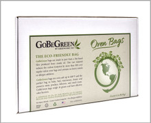 Eco Oven Bag - Garden 100ct