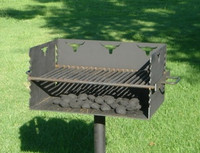 Park Outdoor Grill