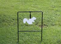 Squirrel Silhouette Swinger Target