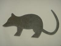 Possum Silhouette - Free Shipping