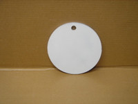 NRA Action Pistol - Round Hanger Plate
