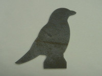 Crow Silhouette - Free Shipping