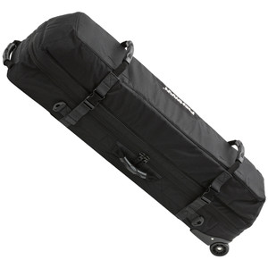 <p>FISHMAN SA330X DELUXE CARRY BAG</p> <p><span>The SA Deluxe Carry Bag provides an enhanced enclosure for your SA Performance Audio System.</span><br /><br /><span>Protect your SA Performance Audio System with this custom designed deluxe carry bag. With enough room for your system, including an extra padded case for the SA Expand, you'll be able to roll In and out of your gig in just one trip. Rugged and smooth rolling over-sized wheels, durable rubber handles, water-resistant 600d ballistic nylon, and lots of protective padding keep your system safe and easy to transport.</span><br /><br /><span>SA Deluxe Carry Bag features:</span><br /><span>• Custom-designed for SA330x and stand with two main compartments and a padded divider</span><br /><span>• Reinforced back structure with padded material for added protection</span><br /><span>• Includes padded zipper case designed for SA Expand</span><br /><span>• Water-resistant 600 denier ballistic nylon</span><br /><span>• 2-way coil zippers</span><br /><span>• Smooth luggage-style rolling wheels</span><br /><span>• Durable rubber handles</span><br /><span>• Black with dark grey webbing & embroidered Fishman logo</span><br /><span>• Weight: 6.5lbs (3kg)</span></p>