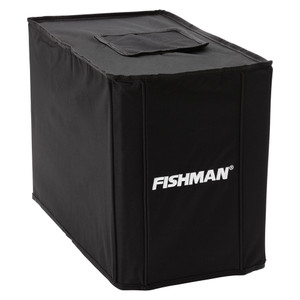 <p>FISHMAN SA SUB SLIP COVER</p> <p><span>Protect your SA Sub</span><br /><br /><span>Water resistant 1000d ballistic nylon slip cover includes a pocket for cables reinforced with bartack stitch. This durable slip cover will help protect your SA Sub while providing room to store power and audio cables.</span><br /><br /><span>SA Sub Slip Cover Features:</span><br /><span>&bull; Water resistant 1000d ballistic nylon</span><br /><span>&bull; Bartack stitch</span><br /><span>&bull; Storage pocket for cables</span></p>