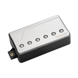 <p>FISHMAN FLUENCE CLASSIC HUMBUCKER BRIDGE - BRUSHED STAINLESS</p>