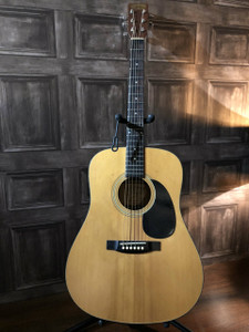 Tanglewood TW460SN - Pre-Owned. Please study the photographs carefully as these form part of the description.  Dreadnought 6 string - Cedar top - Mahogany back and sides - Mahogany neck - Rosewood fretboard