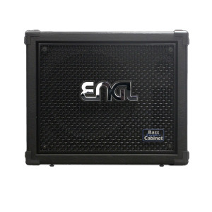 The ENGL E115B 1×15″ Pro Bass Guitar Cabinet delivers 400 watts of raw power through a 15'' Celestion BL 15-400X driver. This speaker give a rich, warm tone that has a powerful low-end thump. When mounted in a solid cabinet it provides stunning focus and projection on stage. The warm tone of the Celestion driver is complemented with an Eminence APT-80 horn, to provide a refined top-end with bright overtones. The horn has its own volume control so you can achieve the exact level of brightness that you require. With a solid construction from ENGL, this cabinet is ready for a life of gigging and rehearsing. It will deliver powerful rock tones and withstand the rigours that a busy musician's lifestyle will impart on it.