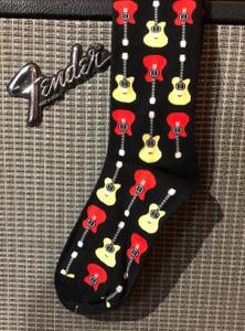 Guitar Socks - Acoustic Guitar