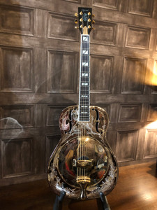 Ozark 3515BE 'Biscuit' Resonator Guitar - Pre-Owned