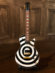 Collectable Miniature Guitar - Bullseye