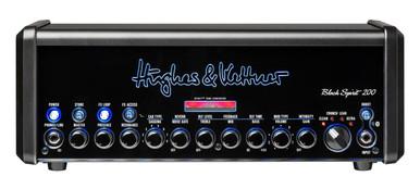 Hughes & Kettner Black Spirit 200w Head