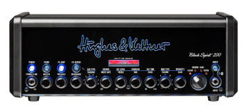 Hughes & Kettner Black Spirit 200w Head