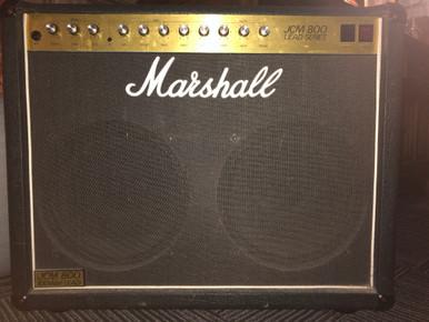 Marshall JCM 800 4211 2x12 100-Watt Combo - Preowned