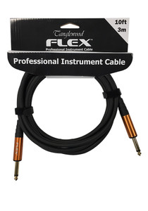 Tanglewood FX3 Tanglewood Flex 3 Metre 6mm Thick Rubber Cable