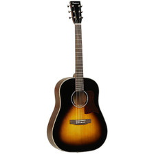 <p>Tanglewood TW40 SD VSE Slope Shoulder Dreadnought Solid Spruce Top, Mahogany Back and Sides Vintage Sunburst Finish with EQ</p>