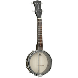 After researching the Folk instrument market further we noticed that there was a need for affordable niche products to allow the budding George Formby to hit the instrument ladder and serenade their window cleaner or the next Eric Clapton to pick up a resonator and get playing. With that in mind Tanglewood designed the TWBU ukulele banjo offering great specification at affordable prices.