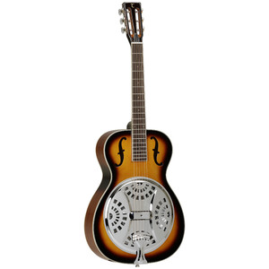 After researching the Folk instrument market further we noticed that there was a need for affordable niche products to allow the budding George Formby to hit the instrument ladder and serenade their window cleaner or the next Eric Clapton to pick up a resonator and get playing. With that in mind Tanglewood designed the TWD1 resonator offering great specification at affordable prices.