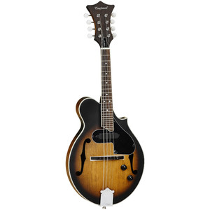 "<p>Tanglewood TWMFVSE Scroll Style Mandolin with EQ</p> <h1 class=""product_title entry-title"">UNION SERIES MANDOLIN</h1> <h2>TWM F VS E</h2> <div> <p class=""price"">UK RRP £199.95</p> </div> <div class=""description""> <ul> <li><span>TYPE:</span> Basic Scroll Cutaway</li> <li><span>TUNING:</span> G, D, A, E</li> <li><span>TOP:</span> Spruce</li> <li><span>BACK:</span> Linden</li> <li><span>SIDES: </span>Linden</li> <li><span>NECK (MATERIAL):</span> Nato</li> <li><span>FINGERBOARD:</span> Rosewood</li> <li><span>BRIDGE:</span> Rosewood, fully adjustable</li> <li><span>BINDING: </span>ABS Ivory</li> <li><span>TAILPIECE:</span> Chrome</li> <li><span>INLAYS:</span> ABS White Dot, 5mm</li> <li><span>SCALE LENGTH:</span> 350mm</li> <li><span>MACHINE HEADS:</span> Chrome, Pearloid Buttons</li> <li><span>SCRATCHPLATE:</span> Black</li> <li><span>EQ:</span> Single Coil Pickup</li> <li><span>FINISH:</span> Vintage Sunburst Satin</li> <li><span>SKU:</span> TWMFVSE</li> <li><span>UPC:</span> 810944015936</li> </ul> </div> <p> </p>"