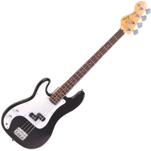 <p>The ideal entry to bass playing, with rock solid bass performance, precise tone and superb playing dynamics. Couple to an 'easy-to-get-on-with' feel and first-class instrument balance for a full-size, long scale instrument the E4 bass guitars are your direct access straight into the world of full-on bass playing.</p>