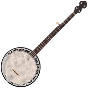 Designed with the serious player in mind, Rocky Mountain Series Banjos are built using only the best hardware and tone woods, and come fitted with Remo Weatherking heads and quality brass tone rings, producing that classic bluegrass sound.