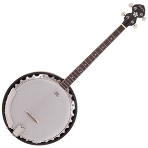With features and build quality normally associated with much more expensive instruments, Pilgrim 'Progress' banjos offer the beginner or improver an excellent instrument on which to hone their skills.