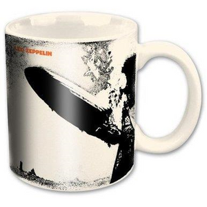 LED ZEPPELIN BOXED STANDARD MUG: ZEP ONE